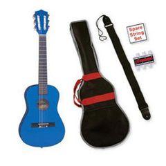 Palma 1/2 Size Classic Guitar Kit