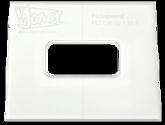 TV Jones Router Template - Pickguard FT Filter'Tron