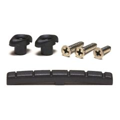 Graph Tech Black Tusq XL Nut and Retainer Pack