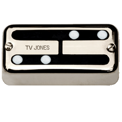 TV Jones Pickup - Bass Thunder'Mag with No Ears (NE) Filter'Tron Mount - Thundermag