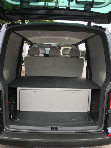 Kombi Van Bed Infinity Customs Kids Beds Transporter T5