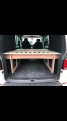 T5/T6 Free standing bed system.