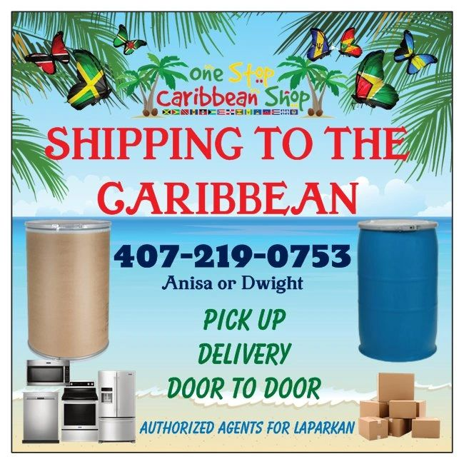 Shipping to the Caribbean | One Stop Caribbean Shop