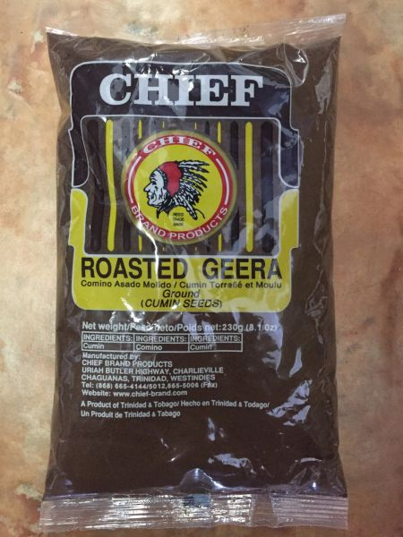 chief roasted geera 3oz chief brand products christmas gifts 2018