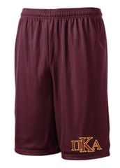 PIKE Athletic Mesh Shorts