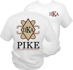 PIKE New SLAG Badge Comfort Colors Tee