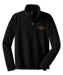 PIKE Half Zip Fleece