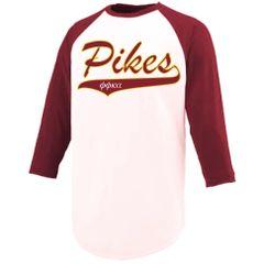PIKE Classic Baseball Tee