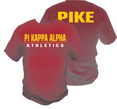 Pi Kappa Alpha Athletics
