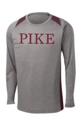 PIKE Contender Performance Running Tee