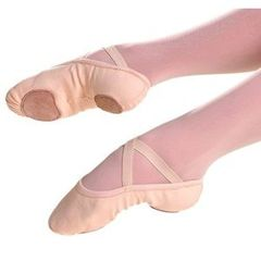 Sodanca Stretch Canvas Ballet shoe
