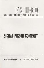(1944) Field Manual FM 11-80: Signal Company