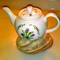 Thistle - Scottish Stoneware Teapot