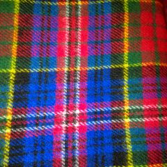 Brushed Wool Lap Blanket - Hector Russell of Inverness