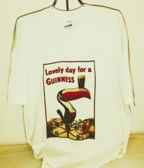 Guinness - Toucan Weathervane T-shirt