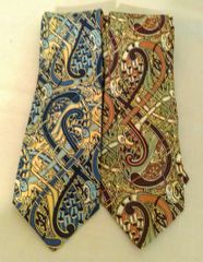 Ties - Celtic Book of Kells of Ireland