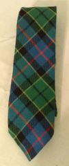 Ties - Forsythe Ancient Clan Tartan Tie by Lochcarron