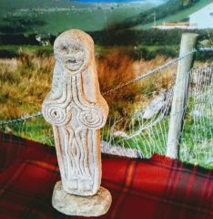 Celtic Standing Stone - Celtic Imagery of Cornwall