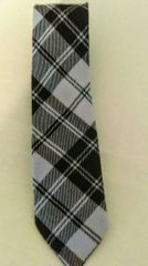 Ties - Clan Douglas Grey Modern Tartan by Lochcarron