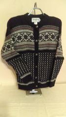 Cardigan Jacket - Nor' easterly - Harley of Scotland