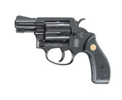 Smith & Wesson Chiefs Special S Blank Gun, Black