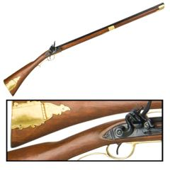 Revolutionary War Kentucky Rifle by Denix