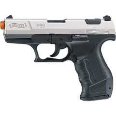 Walther Two Tone P99 Blank Firing Automatic Pistol by Umarex