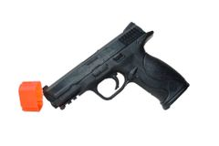 Realistic Full Size Rubber Training Pistol Smith & Wesson M&P