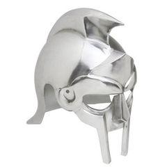 Medieval Replica Roman GLADIATOR Helmet 18 Gauge Mild Steel
