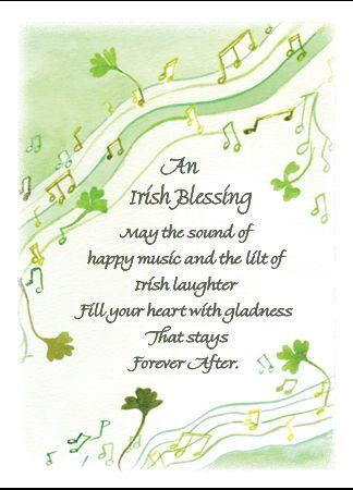 Ce352 an irish blessing st patricks day life greetings ce352 an irish blessing st patricks day m4hsunfo