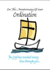 AO113 ON THE ANNIVERSARY OF YOUR ORDINATION