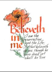 N650 BELIEVETH IN ME