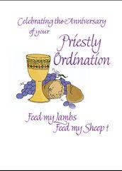 AO102 CELEBRATING PRIESTLY ORDINATION
