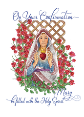 CN343 ON YOUR CONFIRMATION - MARY