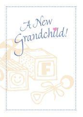 N435 A NEW GRANDCHILD