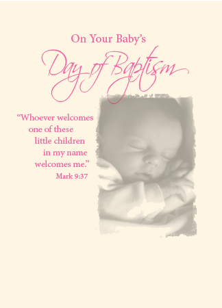 N902 babys baptism girl life greetings catholic christian all n902 babys baptism girl m4hsunfo