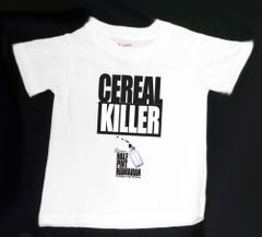 CEREAL KILLER (White T-Shirt)