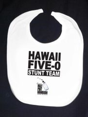 HAWAII FIVE-0 STUNT TEAM (White Bib)