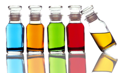 Essential Oils 1 fl oz glass bottle