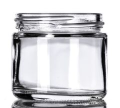 2 oz glass mason jars