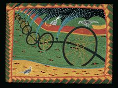Wheel Lines(card)