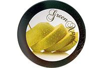 CLEARANCE - Green Apple Scented Soy Wax - Large
