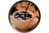 CLEARANCE - Fresh Brewed Coffee Scented Soy Wax - Large