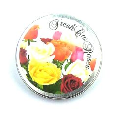 CLEARANCE Fresh Cut Roses Scented Soy Wax - Large