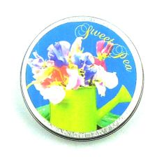 Sweet Pea Scented Soy Wax - Large