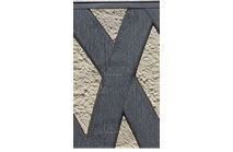 X - Photographic Letter Magnet