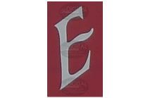 E - Photographic Letter Magnet