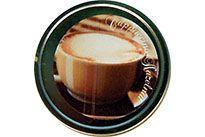 CLEARANCE - Cappuccino Hazelnut Scented Soy Wax - Small