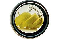 CLEARANCE - Green Apple Scented Soy Wax - Small