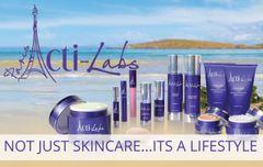 Acti-Labs Generic 4' Horizontal Banner Beach